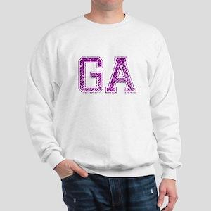GA, Vintage Sweatshirt