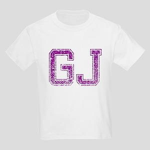 GJ, Vintage Kids Light T-Shirt
