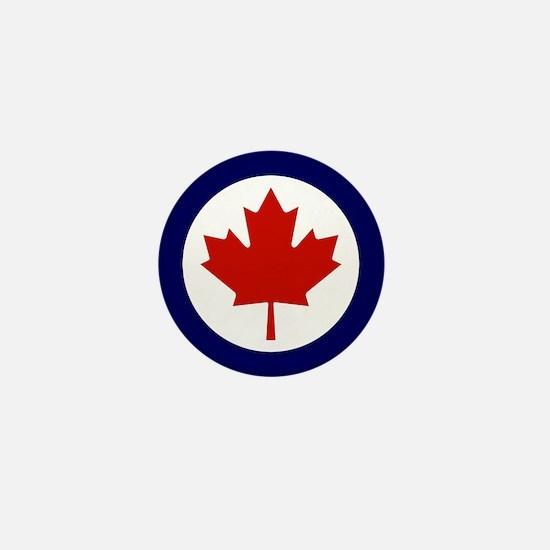 Canada Roundel Mini Button