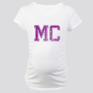 MC, Vintage Maternity T-Shirt