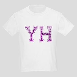 YH, Vintage Kids Light T-Shirt