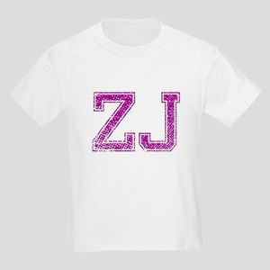 ZJ, Vintage Kids Light T-Shirt