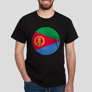 Eritrea Roundel Dark T-Shirt