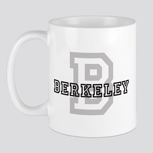 Berkeley (Big Letter) Mug