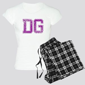 DG, Vintage Women's Light Pajamas