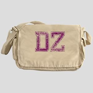 DZ, Vintage Messenger Bag