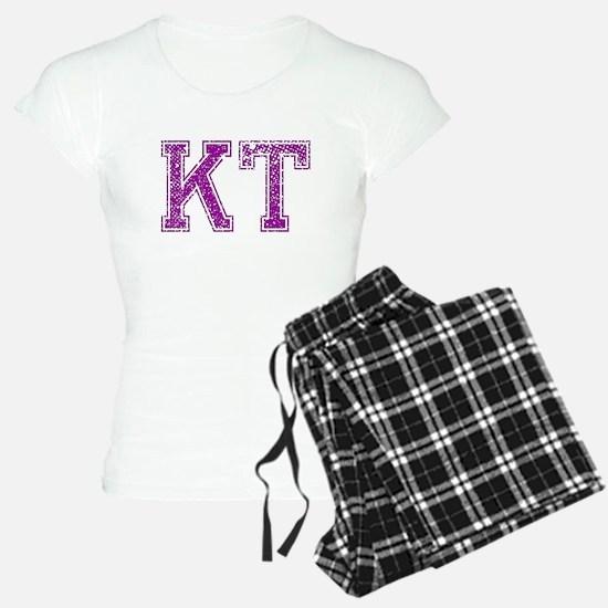 KT, Vintage Pajamas