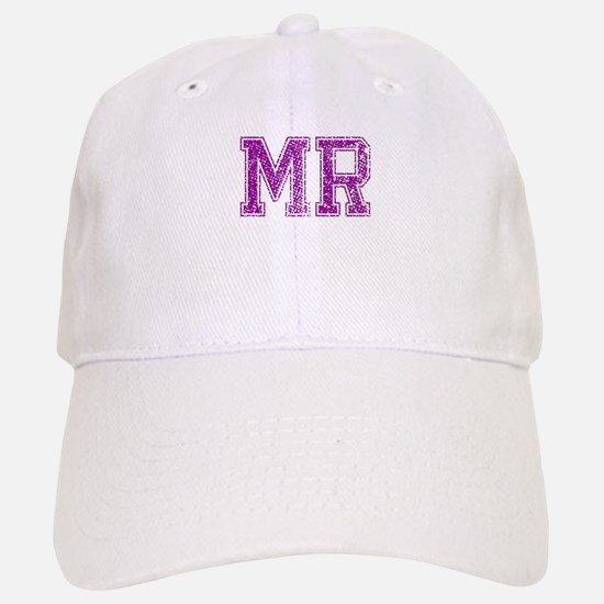 MR, Vintage Baseball Baseball Cap