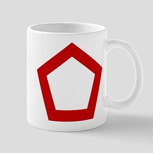 Indonesia Roundel Mug
