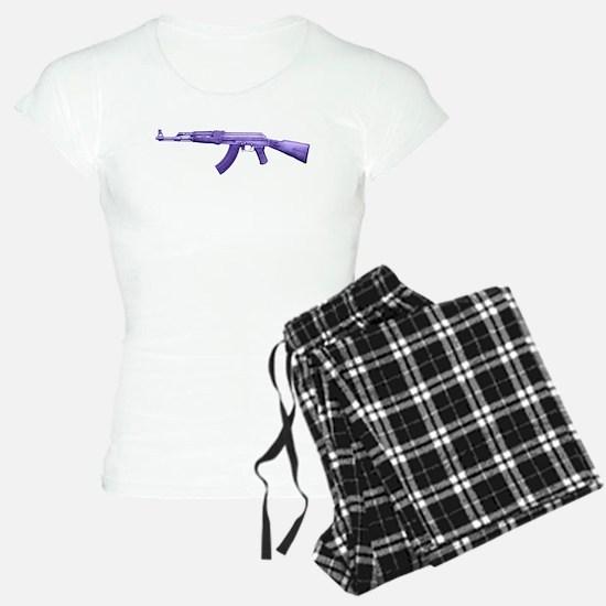 Purple AK47 Pajamas