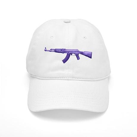 Purple AK47 Cap