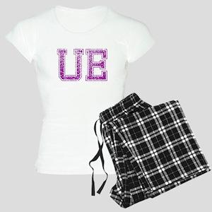 UE, Vintage Women's Light Pajamas