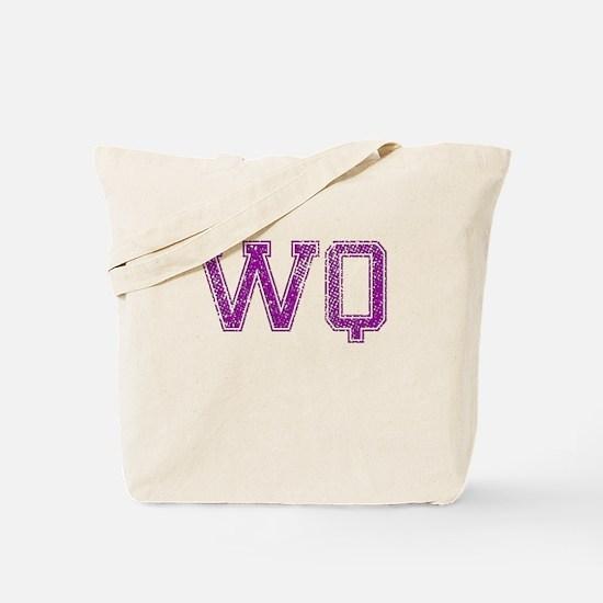 WQ, Vintage Tote Bag