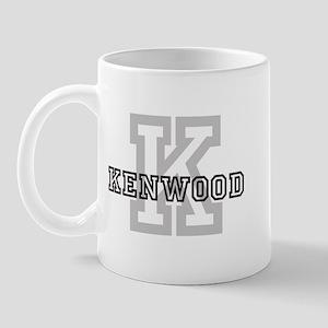 Kenwood (Big Letter) Mug
