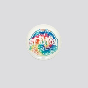 St. Anton Old Circle Mini Button