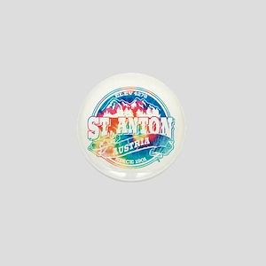 St. Anton Old Circle Mini Button