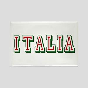 Italia Rectangle Magnet