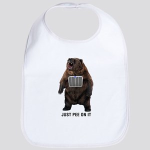 Grill Bear Bib