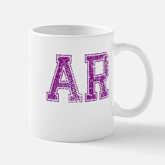 AR, Vintage Mug