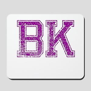 BK, Vintage Mousepad