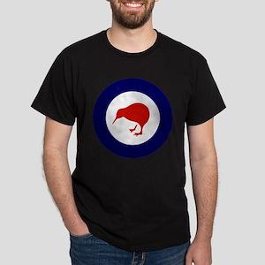 New Zealand Roundel Dark T-Shirt