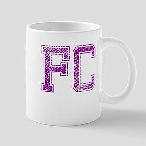 FC, Vintage Mug