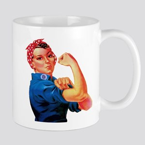 Rosie the Riveter Mug