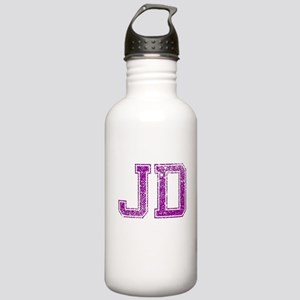 JD, Vintage Stainless Water Bottle 1.0L