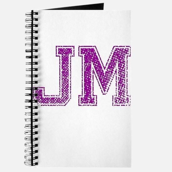 JM, Vintage Journal