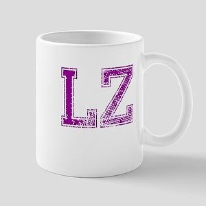 LZ, Vintage Mug