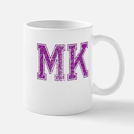 MK, Vintage Mug