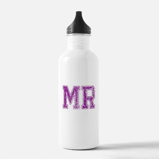 MR, Vintage Water Bottle