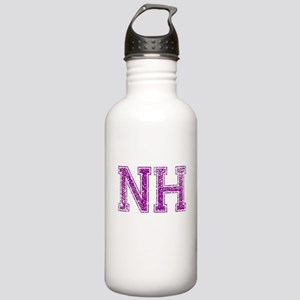 NH, Vintage Stainless Water Bottle 1.0L