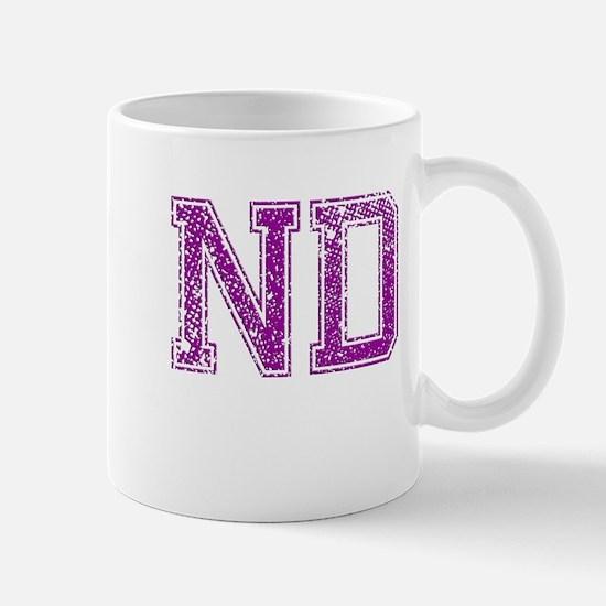 ND, Vintage Mug