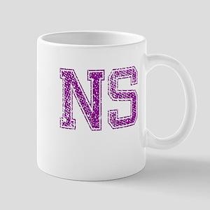 NS, Vintage Mug