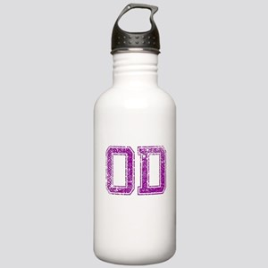 OD, Vintage Stainless Water Bottle 1.0L