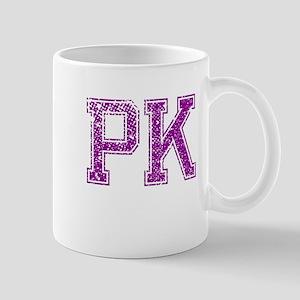 PK, Vintage Mug