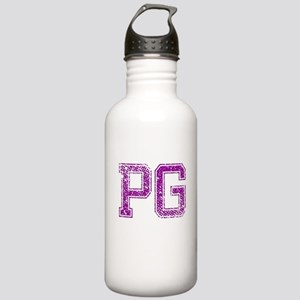 PG, Vintage Stainless Water Bottle 1.0L
