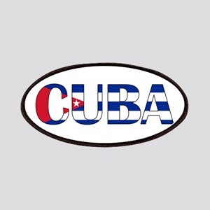 Cuba Patches