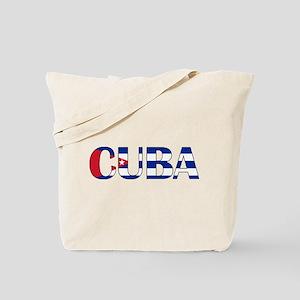 Cuba Tote Bag