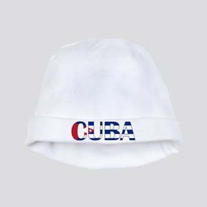 Cuba baby hat