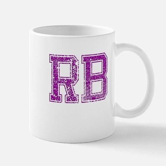 RB, Vintage Mug