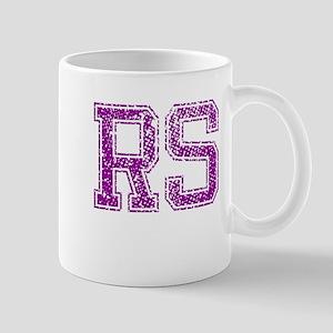 RS, Vintage Mug