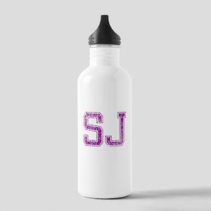 SJ, Vintage Stainless Water Bottle 1.0L