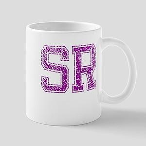 SR, Vintage Mug