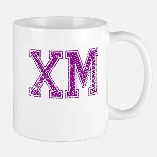 XM, Vintage Mug