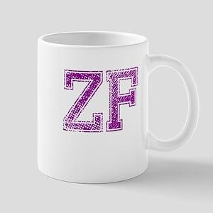 ZF, Vintage Mug