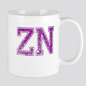 ZN, Vintage Mug