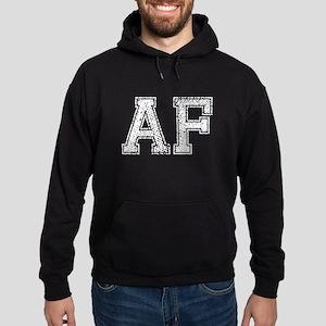 AF, Vintage Hoodie (dark)