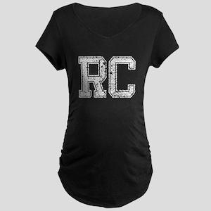 RC, Vintage Maternity Dark T-Shirt